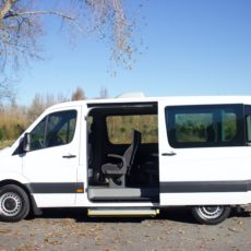12 Seater Open
